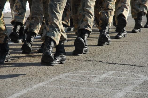 В Кызылорде отравились 52 военнослужащих