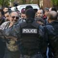 Полиция вЕреване задержала более 60демонстрантов