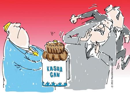 Кто купит долю в Кашагане?