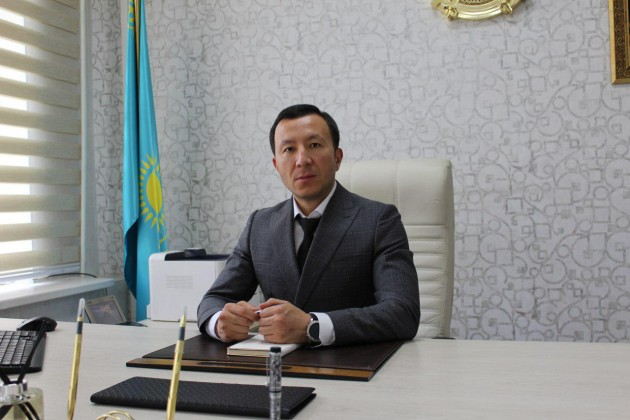 В Шымкенте назначен директор филиала Правительства для граждан