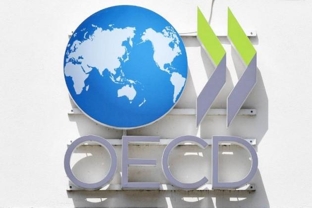 В ОЭСР отметили снижение темпов роста экономики
