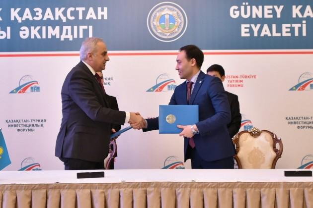 Бизнесмены Южного Казахстана будут перенимать опыт Турции