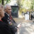 В Алматы убрали шлагбаум возле посольства США