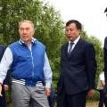 Зеленый пояс Астаны президент назвал казахстанским чудом