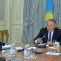 Президент встретился с акимами областей