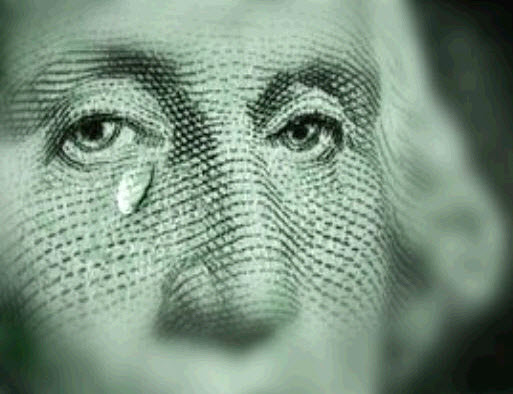 В США обеднеют свыше 300 тыс. миллионеров