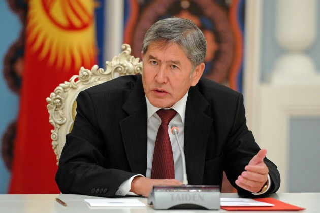 Алмазбек Атамбаев: Третьей революции встране небудет
