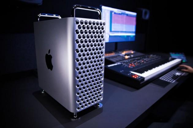 Apple переносит производство Mac Pro в США