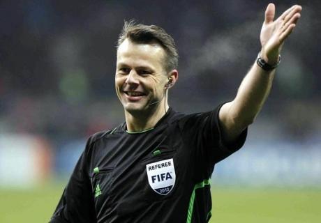 Назначен арбитр на матч Лиги Европы между «Бенфикой» и «Челси»