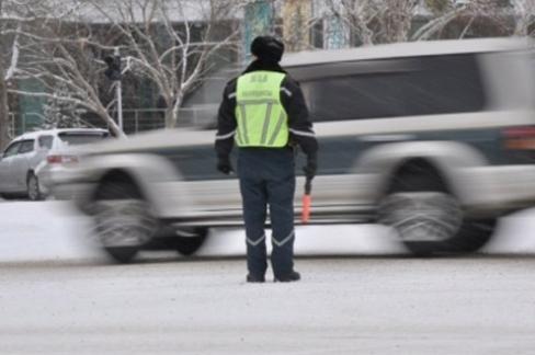 В РК предлагают декларировать расходы дорожных полицейских