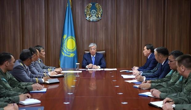Президент дал поручения Службе госохраны
