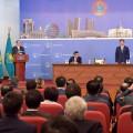 Президент дал поручения новому акиму столицы