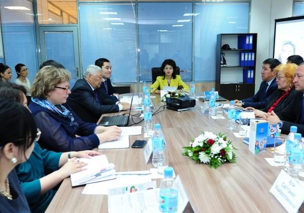 Презентован ресурсный центр Астана Жастары