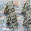 Виюне казахстанцы купили вобменниках $316млн