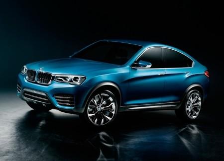 BMW X4: Незапланированный дебют
