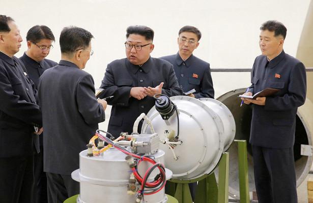 КНДР отказалась отплана США поденуклеаризации