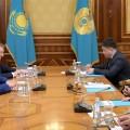 Дмитрий Рогозин рассказал Касым-Жомарту Токаеву о мировом рекорде