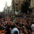ВКаталонии проходит всеобщая забастовка
