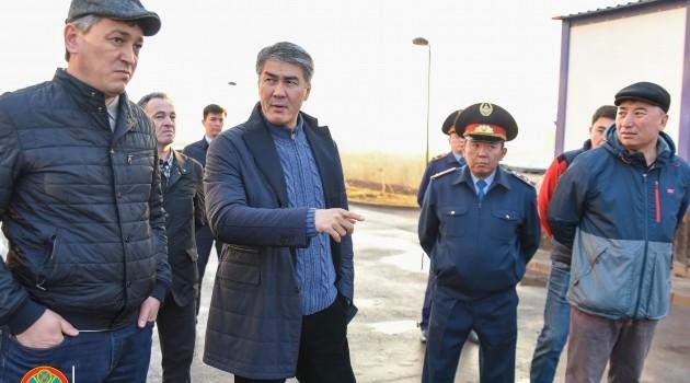 Асет Исекешев приступил кисполнению поручений президента