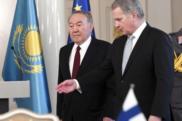 Поитогам визита президента вФинляндию подписаны соглашения на $545млн