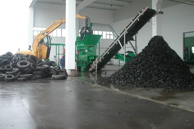 В Карагандинской области планируют перерабатывать старые шины