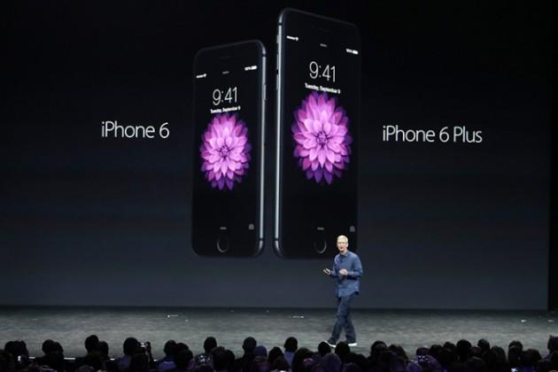 Apple представила iPhone 6 и умные часы