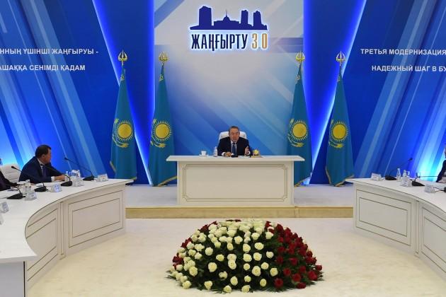 Какие вопросы необходимо решить вЖамбылской области