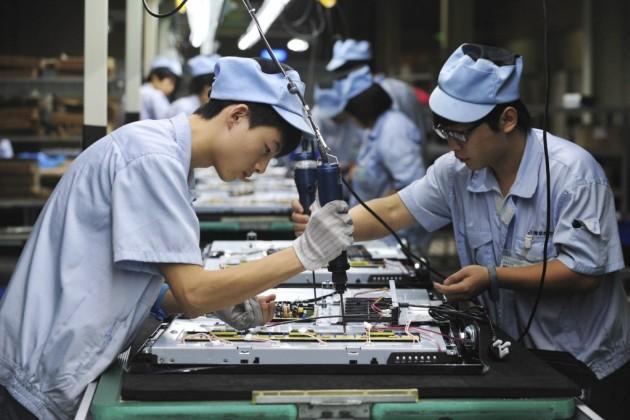 Азиатские компании переносят производство изКитая