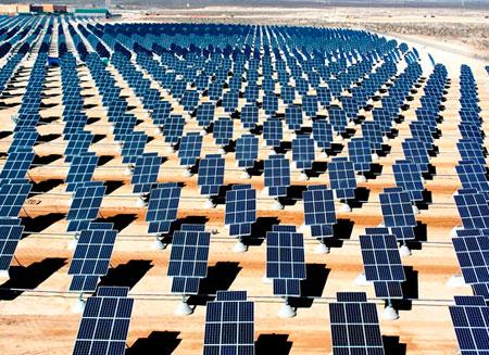 Китай предложил ограничить экспорт солнечных батарей квотой