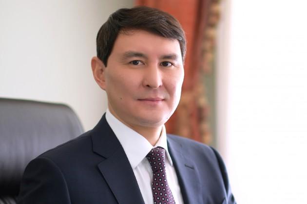 Ерулан Жамаубаев назначен ответсекретарем Министерства финансов
