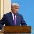 Аким Актюбинской области освобожден от должности