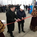 ВАкмолинской области построили крупнейший завод попроизводству минваты