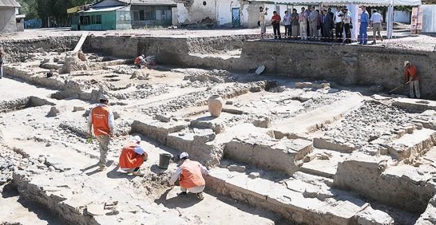 Памятники археологии страдают из-за отсутствия финансирования