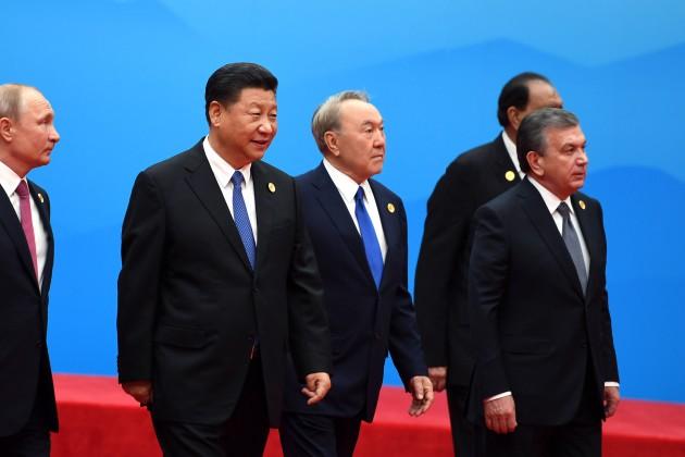 Казахстанский вояж вПоднебесную