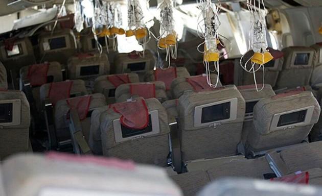 В Казани разбился пассажирский Boeing