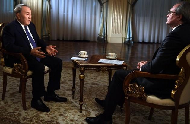 Нурсултан Назарбаев рассказал осотрудничестве сРоссией врамках ЕАЭС