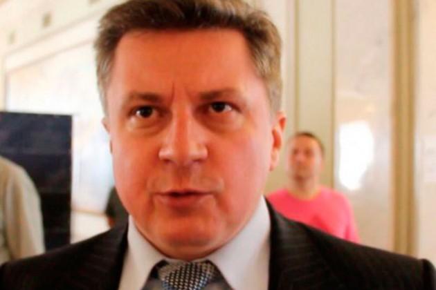 Сына Азарова подозревают в отмывании денег
