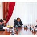 Бакытжан Сагинтаев встретился спослом США