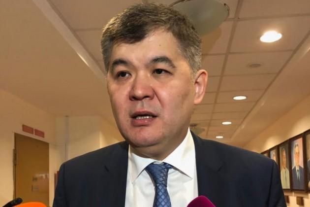 Елжан Биртанов рассказал одеталях строительства нового онкоцентра вАстане