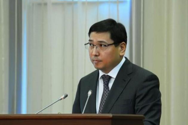 Ерболат Досаев представил бюджет на три года
