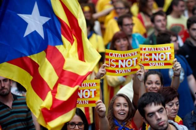 Высший суд Каталонии назвал незаконным объявление независимости