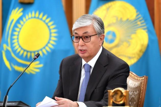 Касым-Жомарту Токаеву продолжают поступать поздравления