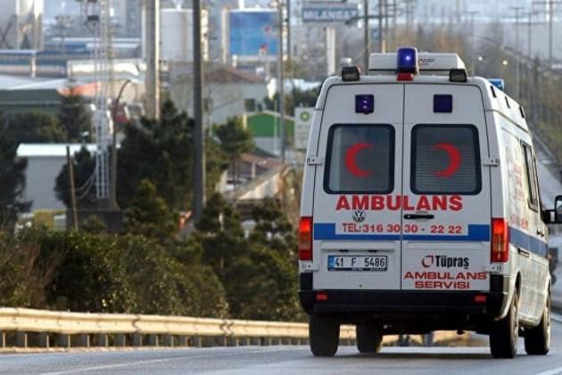 Казахстанец пострадал врезультате ДТП вАнталье