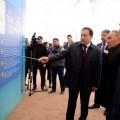 Президенту доложили оразвитии Актауского морского терминала