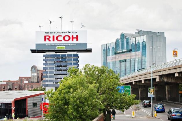 Ricoh выходит на рынок Казахстана
