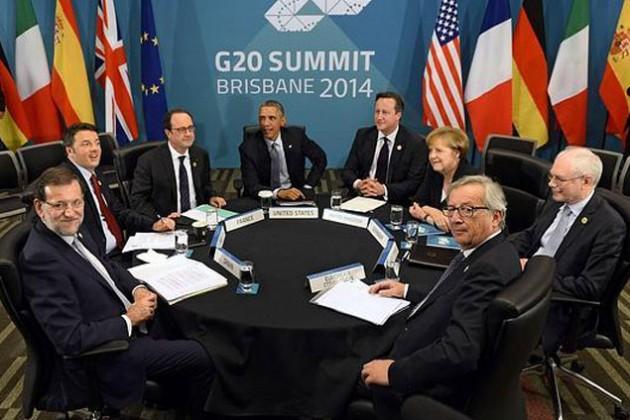 Саммит G7 пройдет без участия Владимира Путина