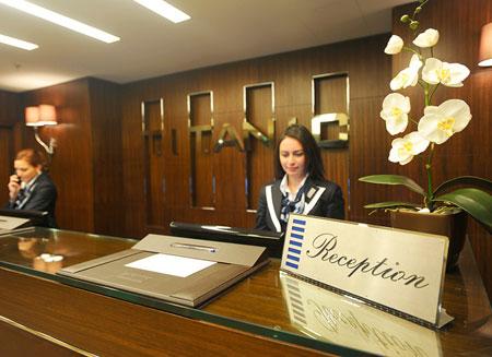 Отели Стамбула терпят огромные убытки