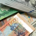 На KASE доллар торговался на уровне 344 тенге