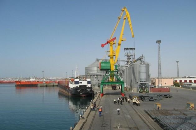 Расширение Актауского порта обойдется в $208 млн