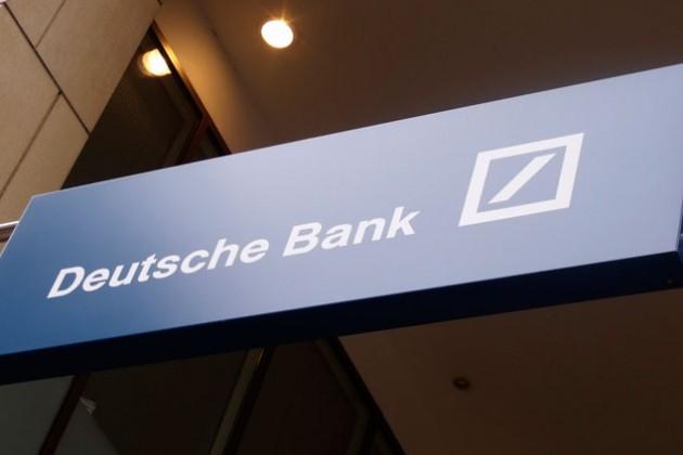 Deutsche Bank отчитался об убытках
